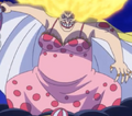 Big Mom delgada