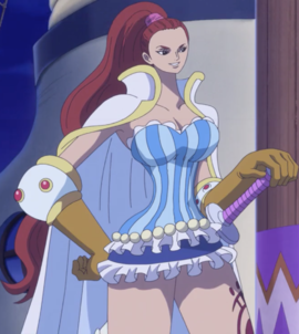Charlotte Cinnamon Anime Infobox