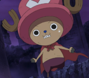 Chopperman in Thriller Bark