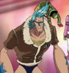 Franky's Ice Hunter Arc Outfit