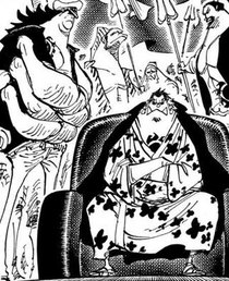 Jinbe's Remnant Followers