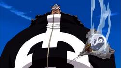 Orso Bartholomew cyborg