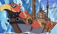 Phoenix Pirates' Ship