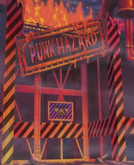 Punk Hazard Anime Infobox
