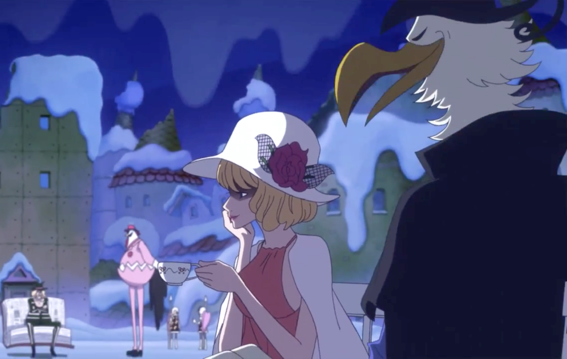 Image - Stussy and Morgans Meet the Big Mom Pirates.png | One Piece Wiki | FANDOM powered by Wikia