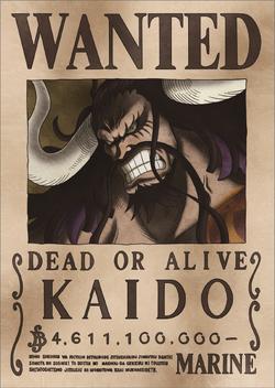 Taglia di Kaido