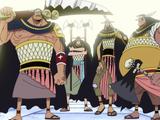 Tsumegeri Guards