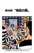 Coloreado Digital del Capítulo 400