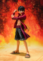 Figuarts Zero- Luffy Film Z Battle Clothes Ver