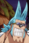 Franky Beasts Pirates Hair