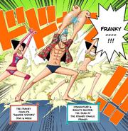 Franky Kiwi and Modzu