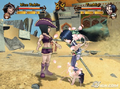 Grand Battle 3 Robin vs Tashigi