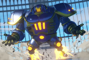 Isaac's Full Armor