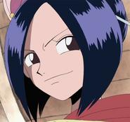 Rasa's Face Close Up