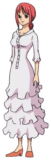 Scarlett Anime Concept Art