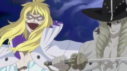 Cavendish e Hakuba