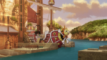 Dock Island