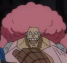 Franky Sakura Tree Hair