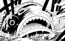 Island Eater Manga Infobox