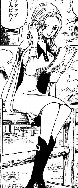 Manga Kaya Pre Timeskip Infobox