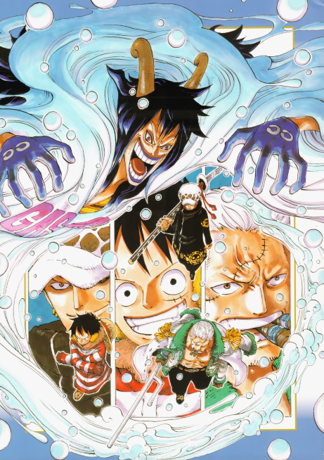 Punk Hazard Arc | One Piece Wiki | FANDOM powered by Wikia
