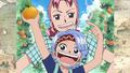 RUN! RUN! RUN! Bell-mère et Nojiko