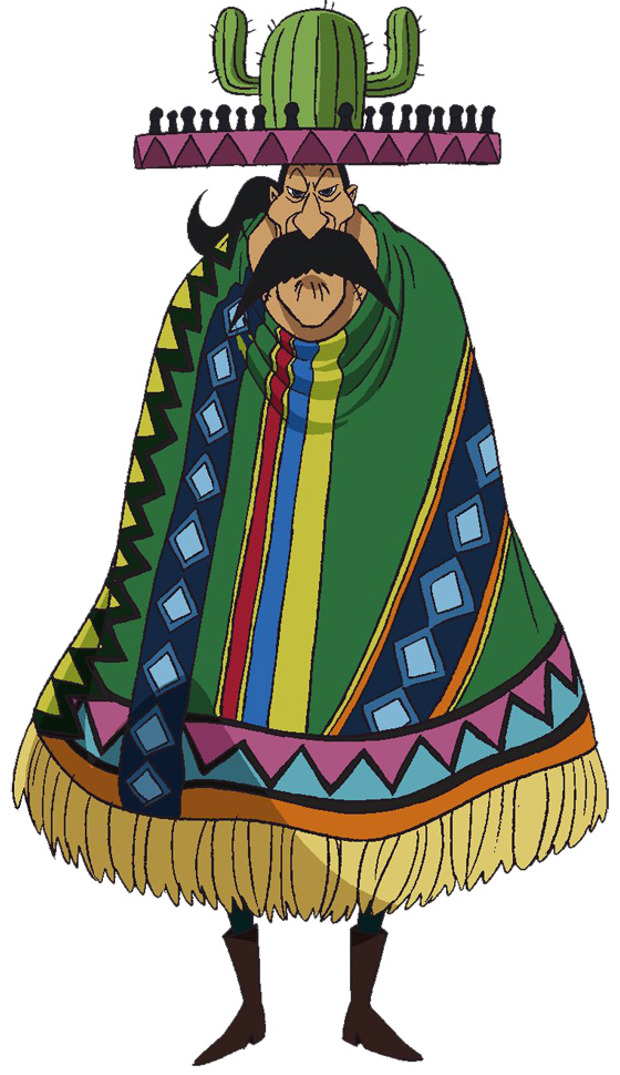 Tacos Anime Concept Art