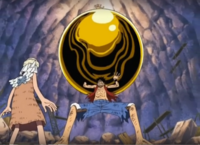 Golden Luffy
