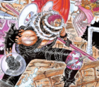Katakuri Manga Color Scheme