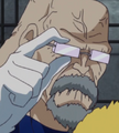 Lao G con gafas