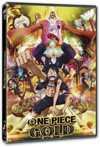 One Piece Film Gold DVD España