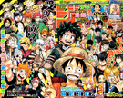 Shonen Jump 2017 Issue 21-22