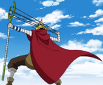 Arsenal d'Usopp Infobox