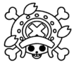 Chopper's Post Timeskip Jolly Roger