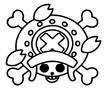 Chopper's Post Timeskip Jolly Roger