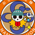 Nami Jolly Roger Post Ellipse