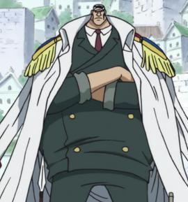 Vice-Admiral Lacroix