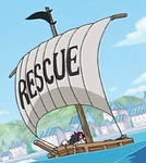 703. Спасательная лодка Нумансии Фламинго