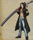 DLC Trafalgar D Water Law Pirate Warriors 3
