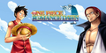 Logo Luffy Shanks One Piece Romance Dawn