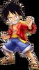 Luffy timeskip Thousand Storm