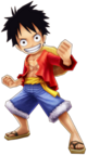 Luffy timeskip Thousand Storm