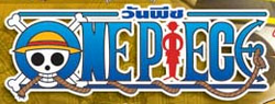 One Piece Logo from Thailand