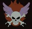 Phoenix Pirates' Jolly Roger