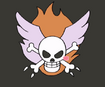 Phoenix Pirates' Jolly Roger