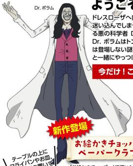 Borum Anime Infobox