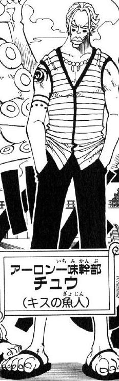 Chew Manga Infobox