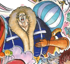 Daifuku Manga Color Scheme
