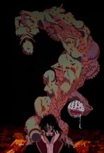 Giglio garofano trasformato