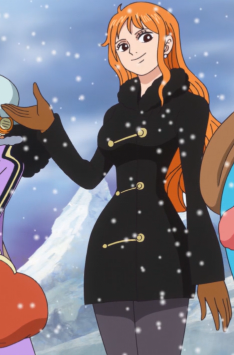 Image nami 39 s outfit at punk hazard one piece wiki fandom powered by wikia - Robin 2 ans plus tard ...